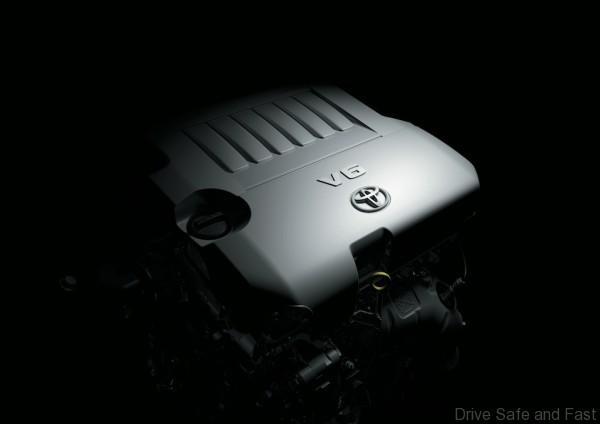 Dual VVT-i 3.5L V6 Engine