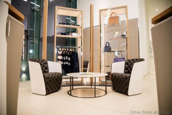 Flagship Bentley showroom opens in Dubai (1)