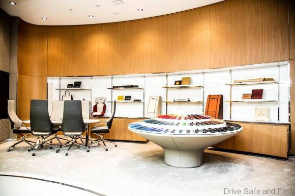 Flagship Bentley showroom opens in Dubai (4)