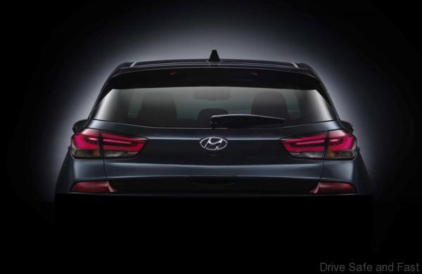 Hyundai new-gen i30 teaser 3