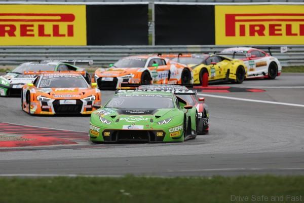 ADAC GT Masters - 1. + 2. Lauf 2016 - Oschersleben, GER - 63 GRT Grasser-Racing-Team Lamborghini Huracan GT3 Rolf Ineichen - Christian Engelhart