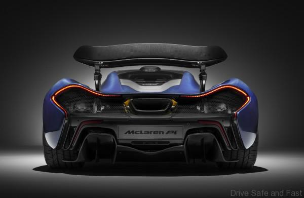 McLaren MSO