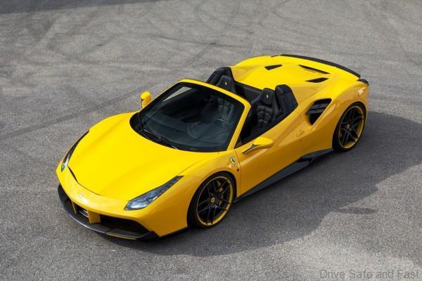 NOVITEC ROSSO Ferrari 488 Spider 03
