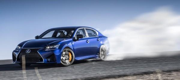 V8-2015Lexus GSF