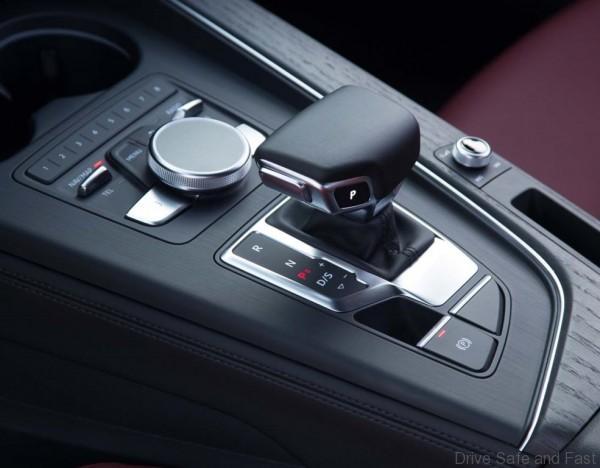 gear-knob_audi A5