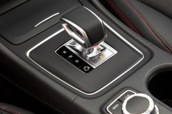 gear-knob_mercedes CLA45amg