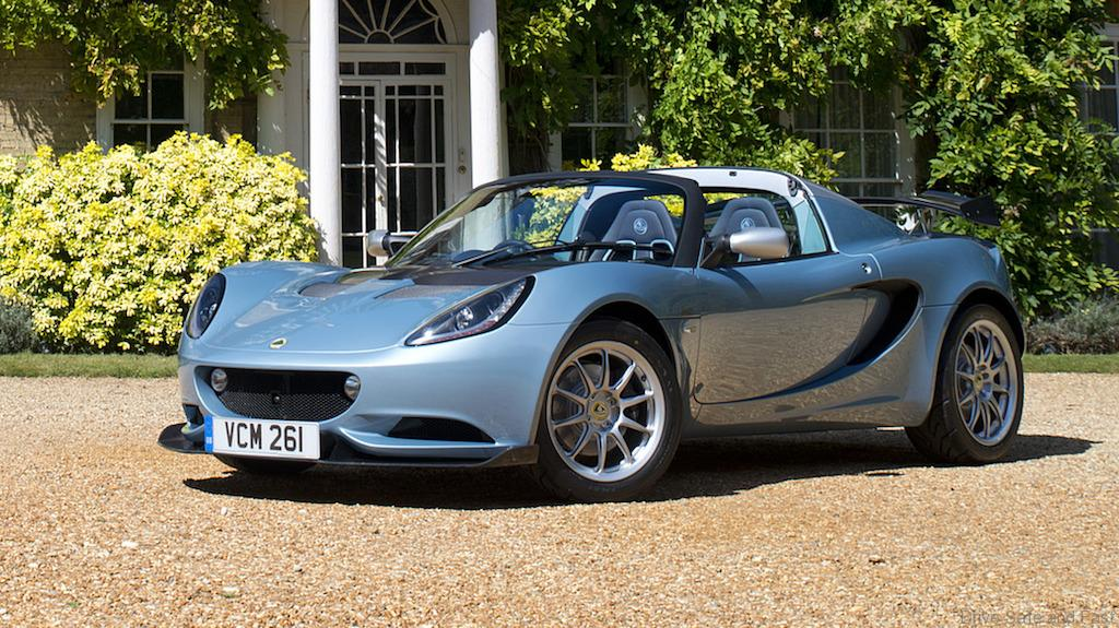 lotus elise 250 special edition unveiled drive safe and fast. Black Bedroom Furniture Sets. Home Design Ideas