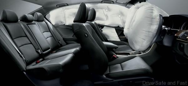 22 New Accord_6 Airbags for All Variants