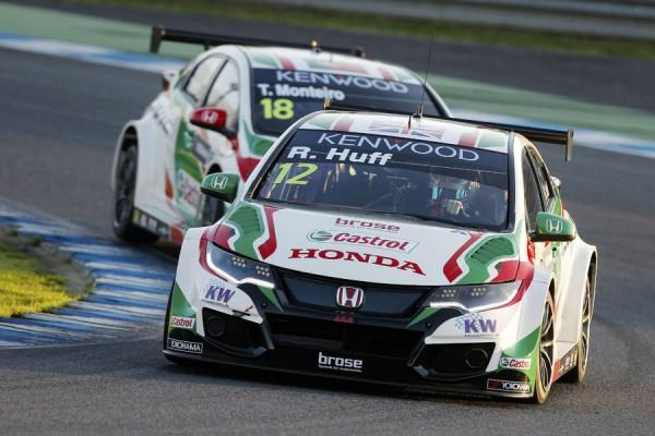 12 HUFF Rob (GBR) Honda Civic team Castrol Honda WTCC action during the 2016 FIA WTCC World Touring Car Championship race at Motegi from September 2 to 4 Japan - Photo Francois Flamand / DPPI