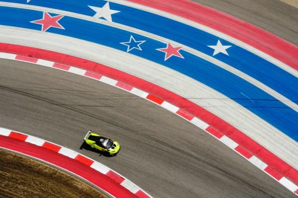 September 16-18, 2015 Lamborghini Super Trofeo, Circuit of the Americas: #50 Richard Antinucci, Edoardo Piscopo, O'Gara Motorsport, Lamborghini of Beverly Hills, Lamborghini Huracan 620-2