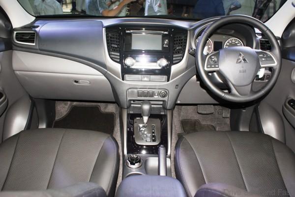 Mitsubishi Triton MIVEC