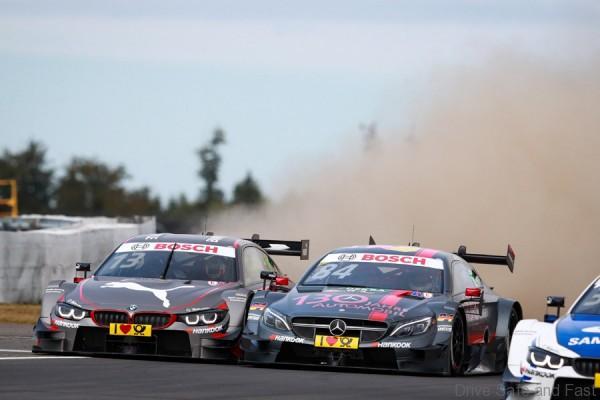 Motorsports: DTM race Nürburgring 2016,