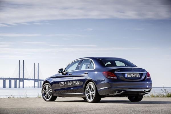Mercedes-Benz C-Klasse, C 350 Plug-In Hybrid ; Mercedes-Benz C-Class, C 350 Plug-In Hybrid;