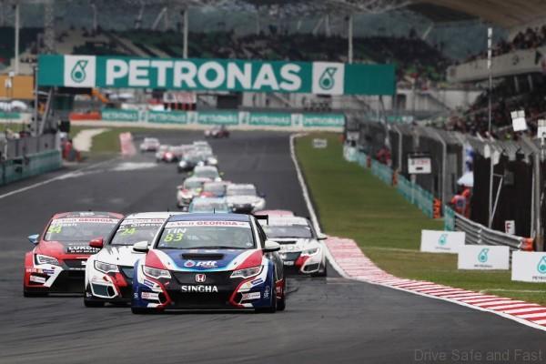 TCR International Series Sepang, Malaysia 29 September - 01 October 2016