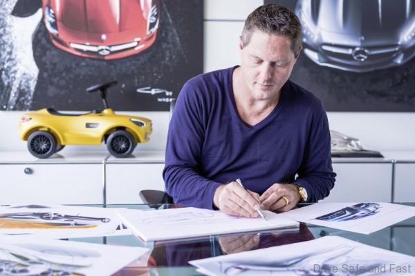 Gorden Wagener - Vice President Design Daimler AG (Fotograf: Michael Dannenmann) ; Gorden Wagener - Vice President Design Daimler AG (Fotograf: Michael Dannenmann);