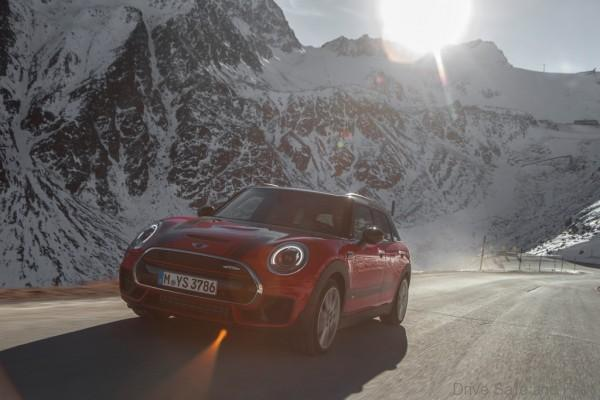 Meet The New Mini John Cooper Works Clubman Drive Safe