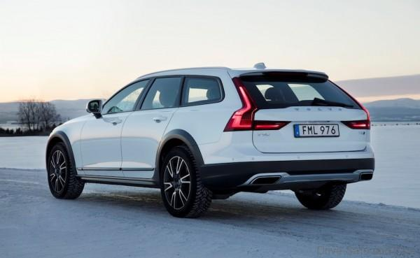 Volvo Cars Celebrates 20 Years Of Pushing All Wheel Drive Technology