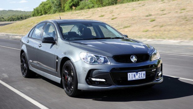 Holden Has A 2017 Commodore But It Will Not Come To