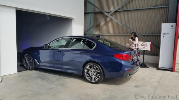 New Bmw 5 Series G30 Launched In Malaysia 530i M Sport