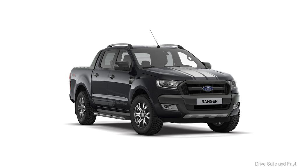 ford ranger wildtrak in limited edition new jet black colour drive safe and fast. Black Bedroom Furniture Sets. Home Design Ideas