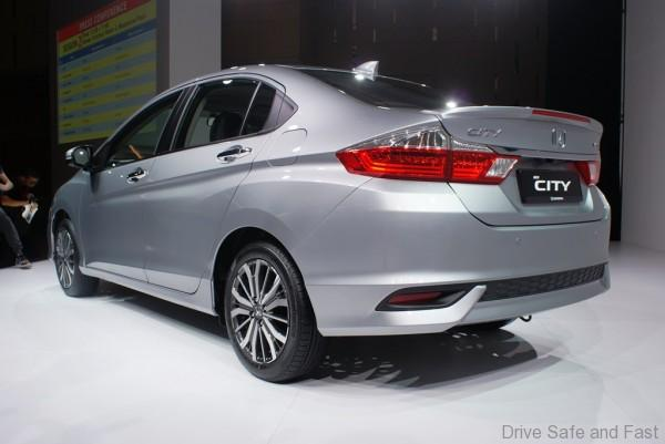 New Honda City Facelift Launched In Malaysia Drive Safe And Fast
