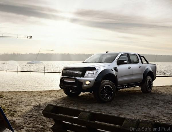 Have You Seen This Tuning For The Ford Ranger Drive