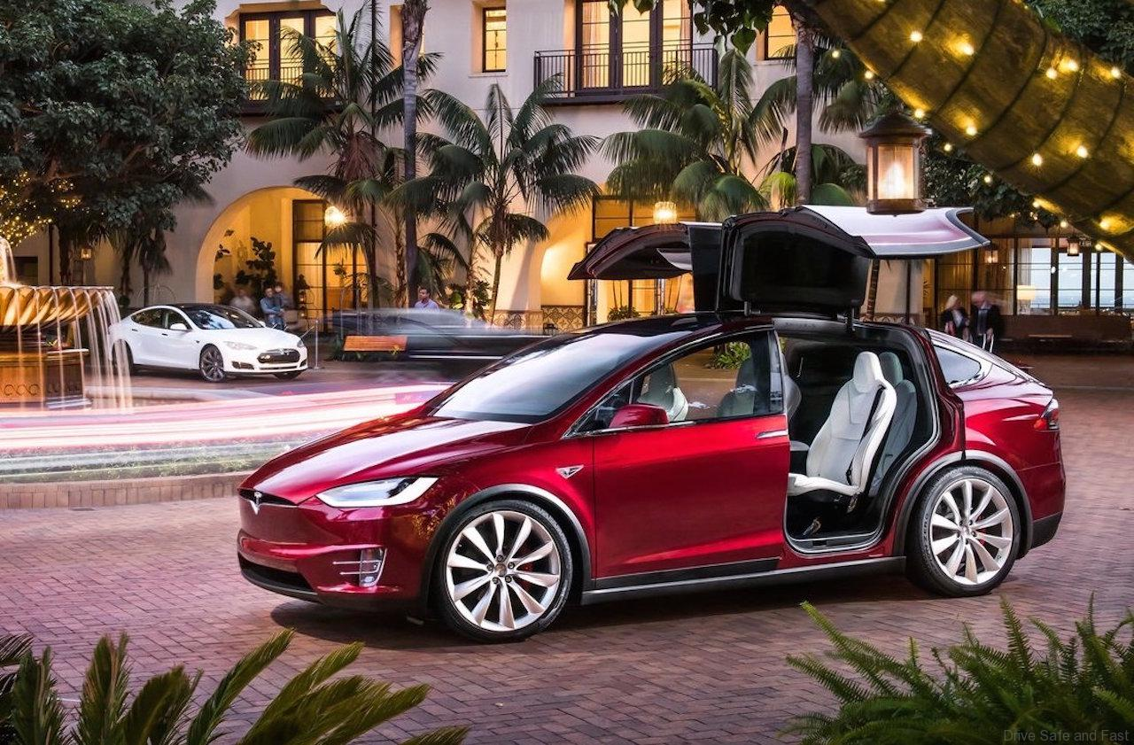 Tesla Model X is Officially the Safest SUV Ever Made