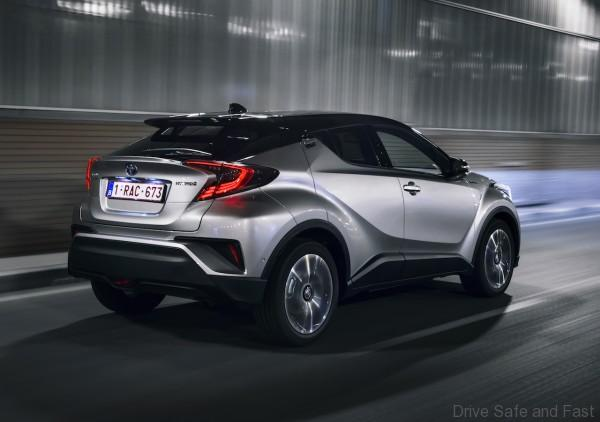 Will Honda bring the HR-V hybrid (Vezel) to rival the Toyota C-HR? – Drive Safe and Fast