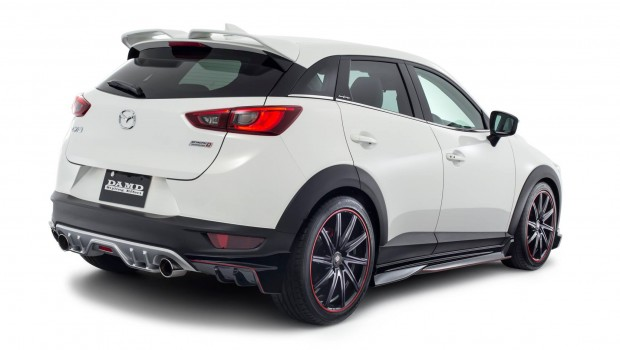 Looking for tuning ideas for your Mazda CX-3? – Drive Safe ...