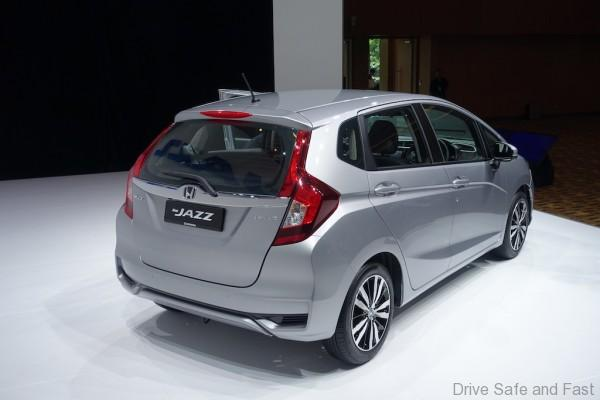 New Honda Jazz Petrol And Hybrid Launched In Malaysia Drive Safe