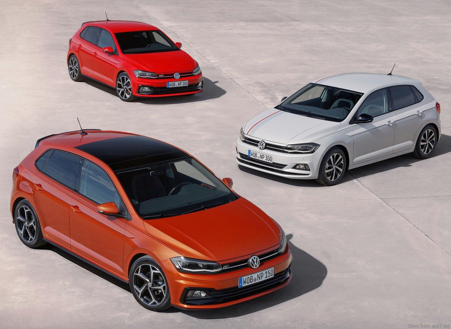 With More Than 14 Million Units Sold, It Is One Of The Worldu0027s Most  Successful Compact Cars: The Volkswagen Polo. Now A Completely New  Generation Of The ...