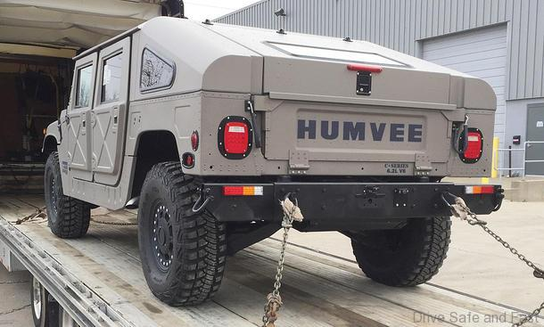 Hummer Price 2018 >> Hummer H1 resurrected for USD60,000…..in China – Drive Safe and Fast