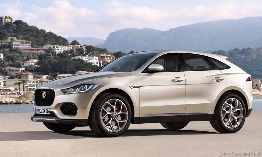 Jaguar E Pace Baby Suv Confirmed Drive Safe And Fast