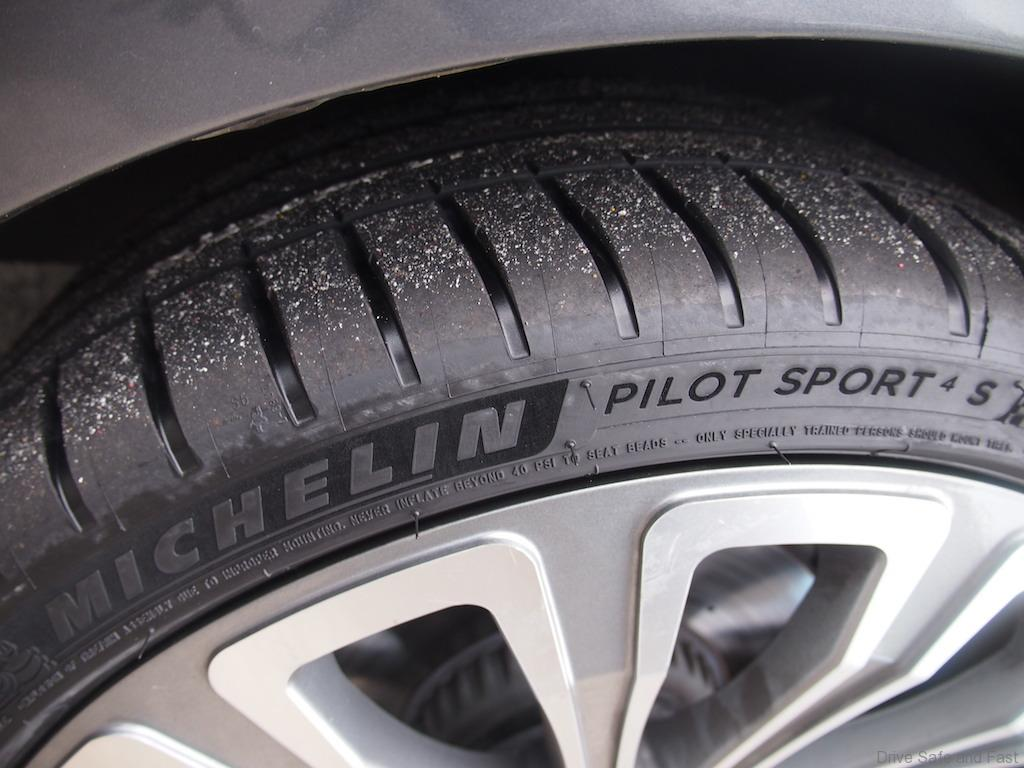 michelin pilot sport 4 s arrives from rm1 for 19 inch wheels. Black Bedroom Furniture Sets. Home Design Ideas