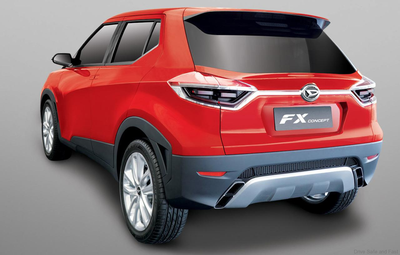 Is This The All New Perodua Suv Drive Safe And Fast