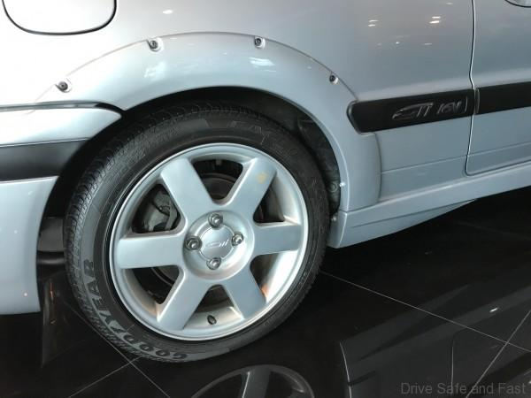 The Pristine Satria Gti Sitting In Proton S Hq Is A Jewel From The