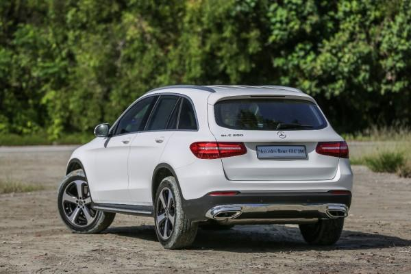 Mercedes benz glc 200 joins local suv lineup drive safe for Mercedes benz glc 400