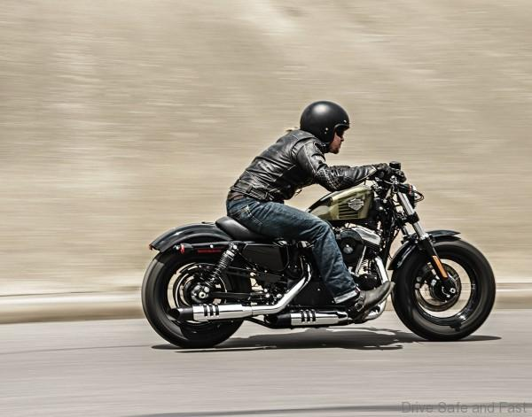 Harley Davidson Launches Milwaukee Eight Big Twin For 2017