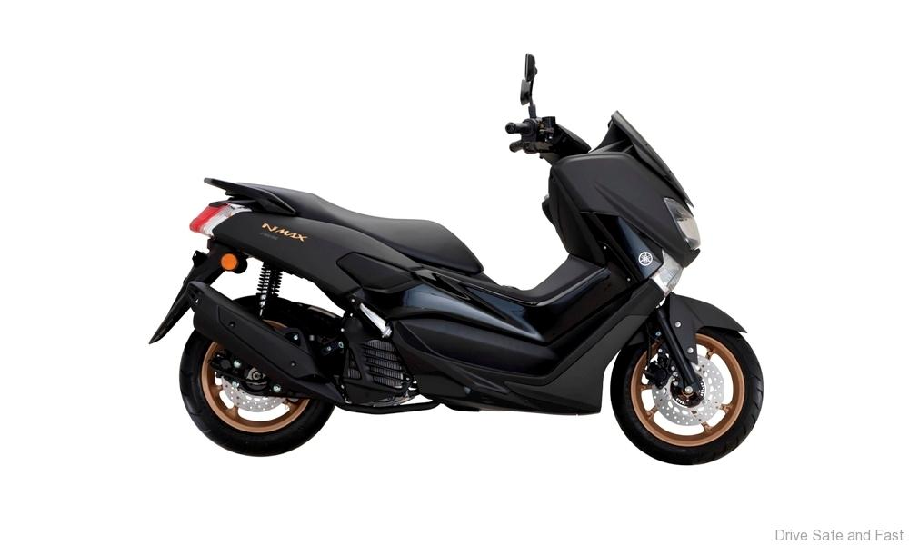 Yamaha Nmax Now Available In 2 New Colours  U2013 Drive Safe And Fast