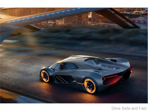Lamborghini Worked With Mit On This Future Electric Supercar Concept
