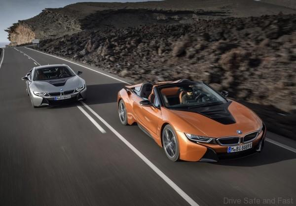 World Premiere Of The Bmw I Roadster At The Los Angeles Auto Show In December  Market Launch From May