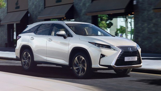 7-Seater Lexus RX 350 L Joins the 2018 Range – Drive Safe ...