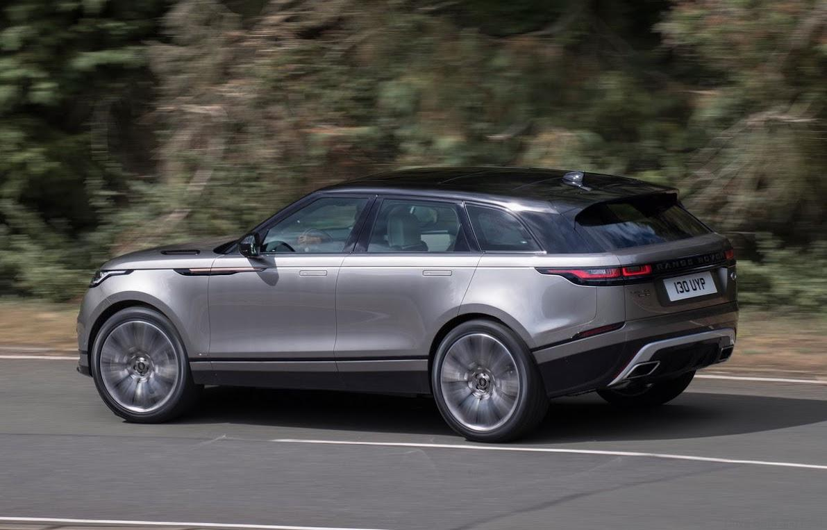 Range Rover Velar Price Starts From Rm600 000 Drive Safe And Fast