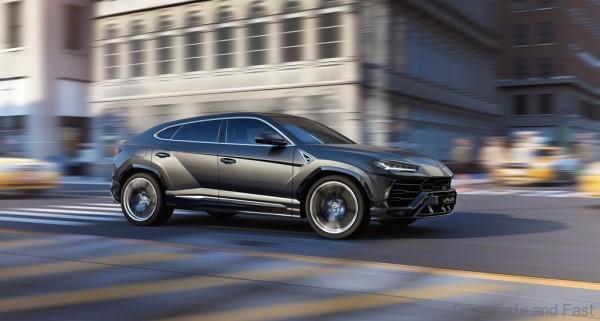 Lamborghini Urus Premiers In Kuala Lumpur Drive Safe And Fast