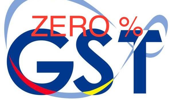 Image result for 0% gst