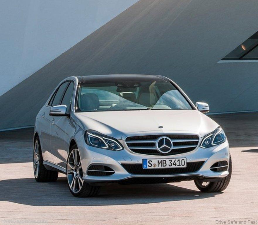 Mercedes-Benz E200 CGI BlueEFFICIENCY Explained
