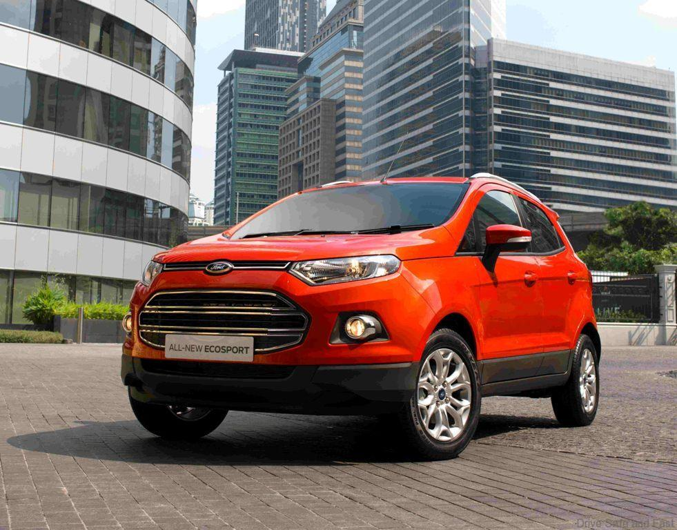 ford ecosport suv coming to town soon drive safe and fast. Black Bedroom Furniture Sets. Home Design Ideas