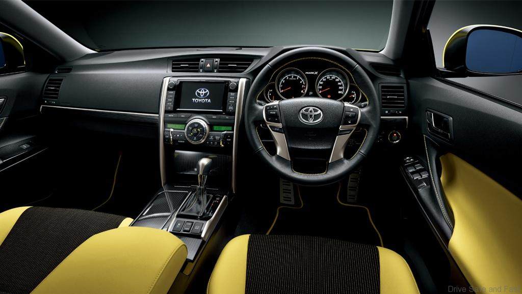 Toyota Mark X Latest Model Unveiled Drive Safe And Fast