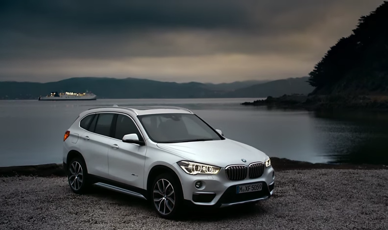Bmw Releases X1 Launch Film Features Stop Motion And