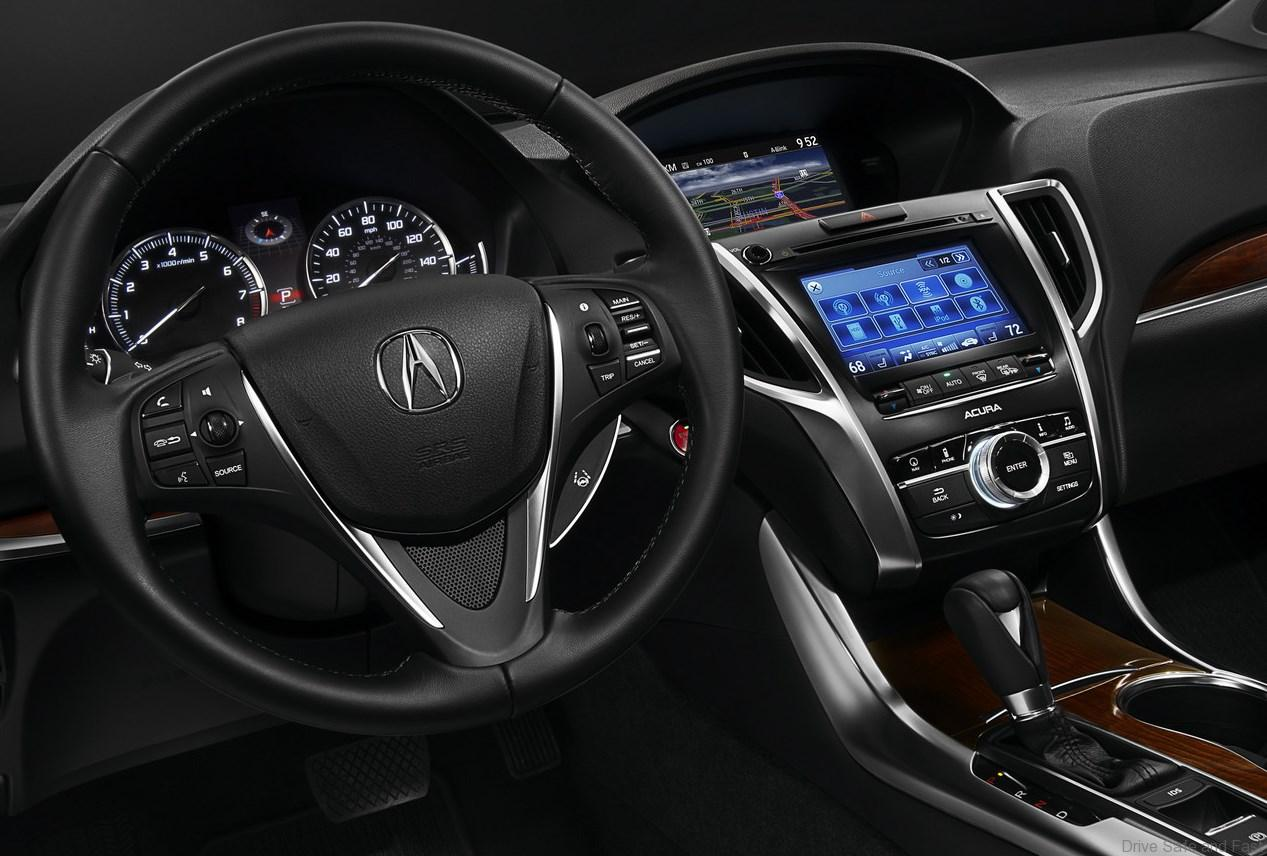 Acura Mdx 2016 Interior >> Acura TLX Should Be Launched in ASEAN Like Infiniti & Lexus – Drive Safe and Fast